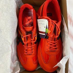 Shu Uemura x Onitsuka Tiger limited edition shoes
